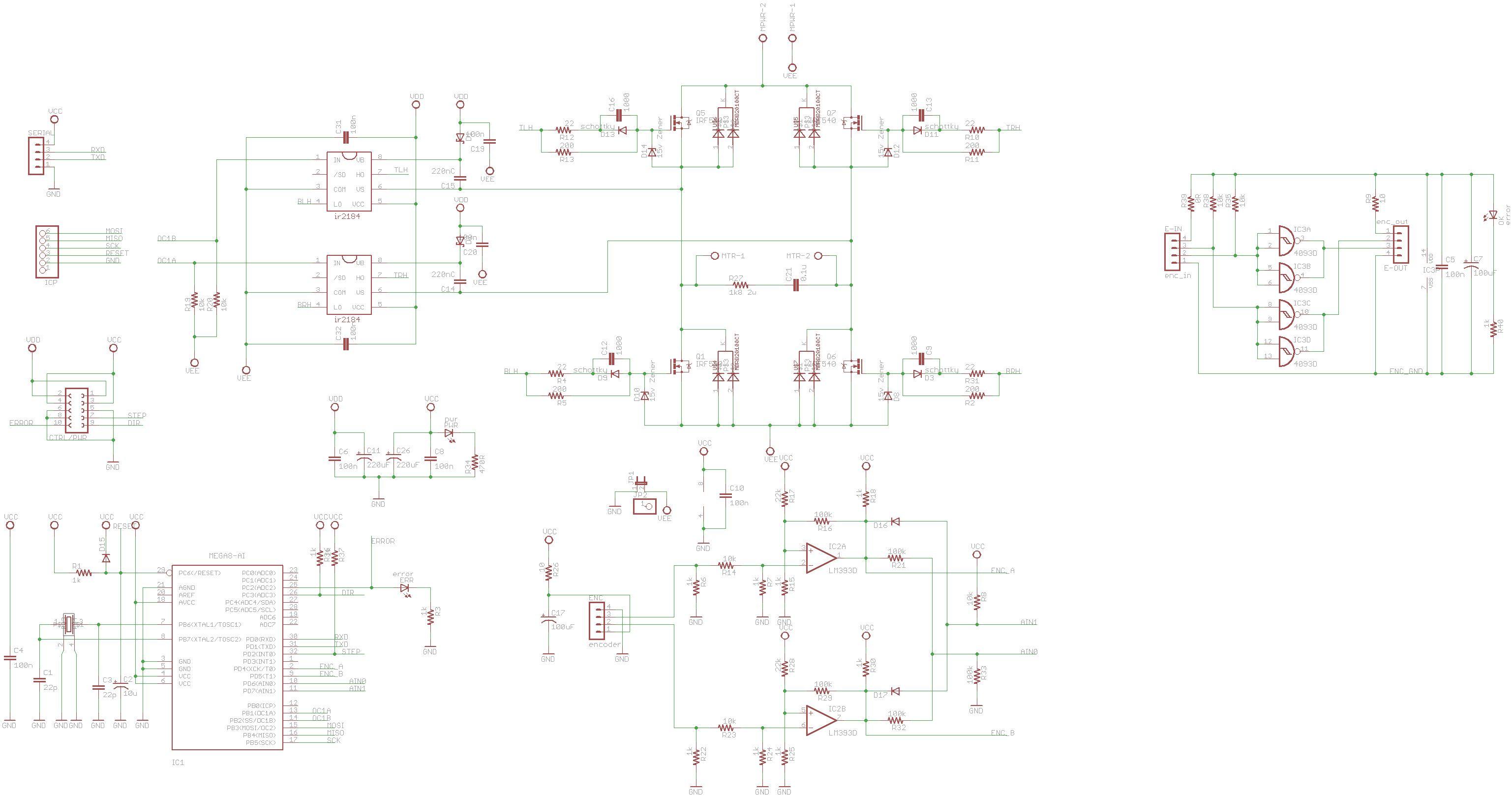 krazatchu design systems  u00bb dc servo drive